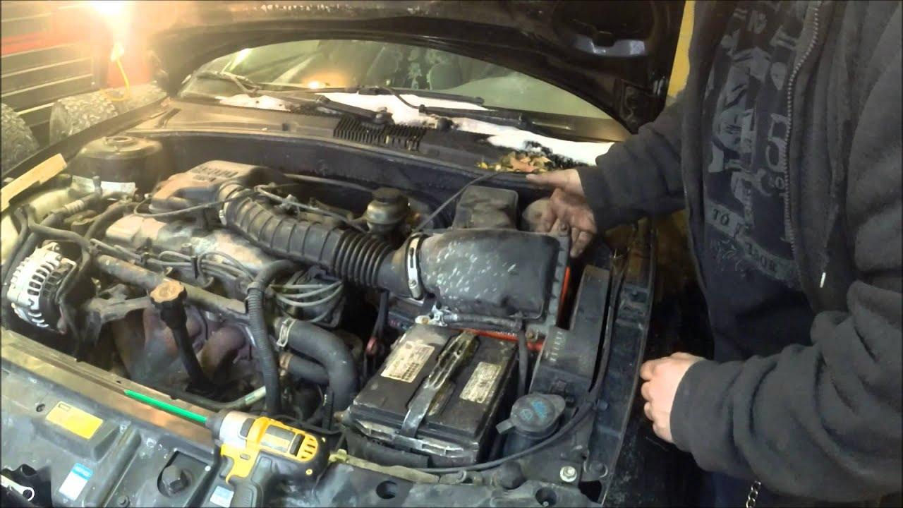 2 2 Liter Sohc Pontiac Sunfire Air Filter Replacement