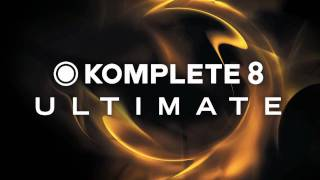 Coming Sep. 1st Komplete 8 Ultimate.mp4