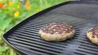 Turkey Shish Kaburger - Memorial Day Turkey Burger Special - Shish Kabob Style Turkey Burger