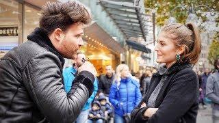 Frauen Vs Männer Was Nervt euch EXTREM?! Straßenumfrage