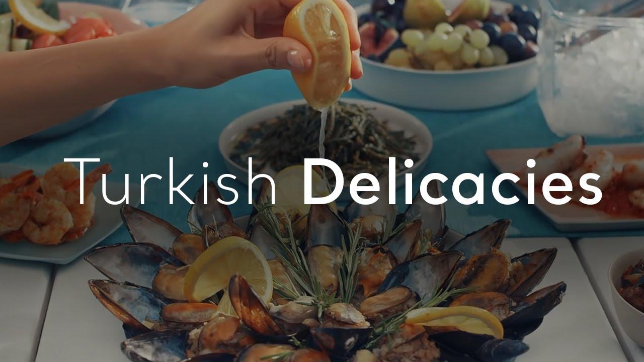 Go Turkey - Turkish Delicacies