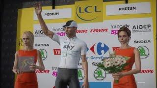 Tour de France 2017 -  GIRO DEL DELFINATO - VITTORIA DI FROOME