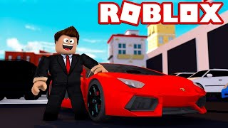Строим свой автосалон в Car Dealership Tycoon(роблокс)#1