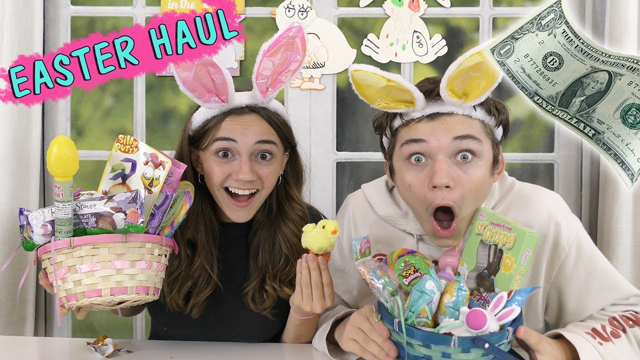 BEST EASTER FINDS FOR A DOLLAR | We Are The Davises