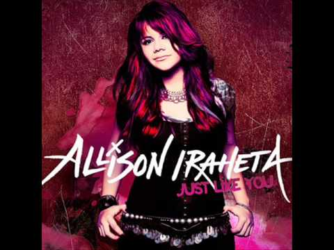 Клип Allison Iraheta - Just Like You