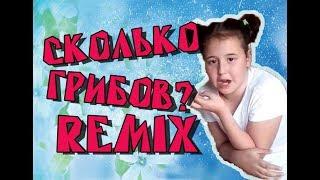 Сколько грибов в третьем бочонке? Remix  24 огурца. (dimassmusic remix)