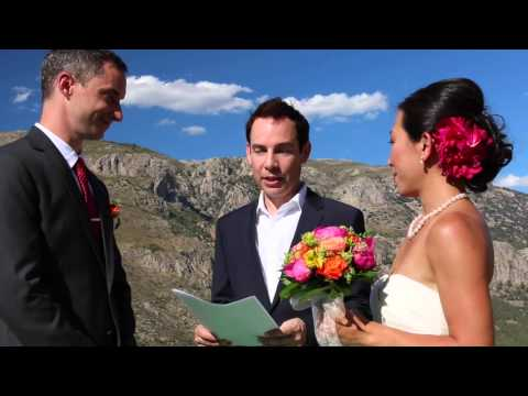 Catherine and Francois's Wedding, Spain