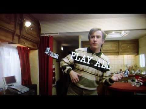 Alan Partridge Air Bass: The Series 2 DVD Menu In Full