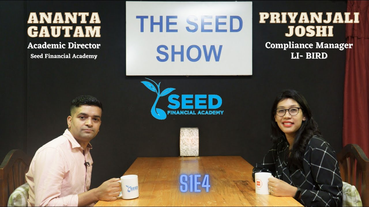 Download The Seed Show S02 E04   ACCAs in Development Sector   Ms. Priyanjali Joshi ACCA