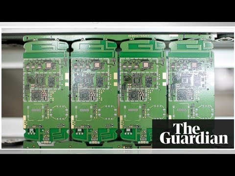 China's ZTE deemed a 'national security risk' to UK