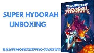 Super Hydorah classic edition UNBOXING!!!