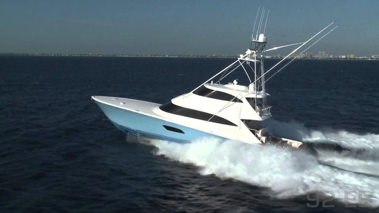 Viking Yachts 92 EB