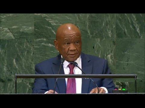 🇱🇸 Lesotho - Prime Minister Addresses General Debate, 73rd Session