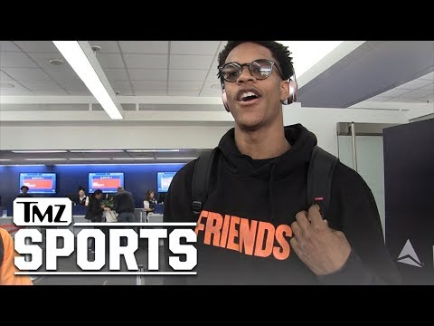 Shareef O'Neal Says LiAngelo Will Make an NBA Roster 'Cause the Balls Have Clout | TMZ Sports