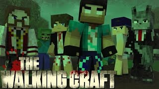THE WALKING CRAFT - 3° TEMP. TRAILER!!!