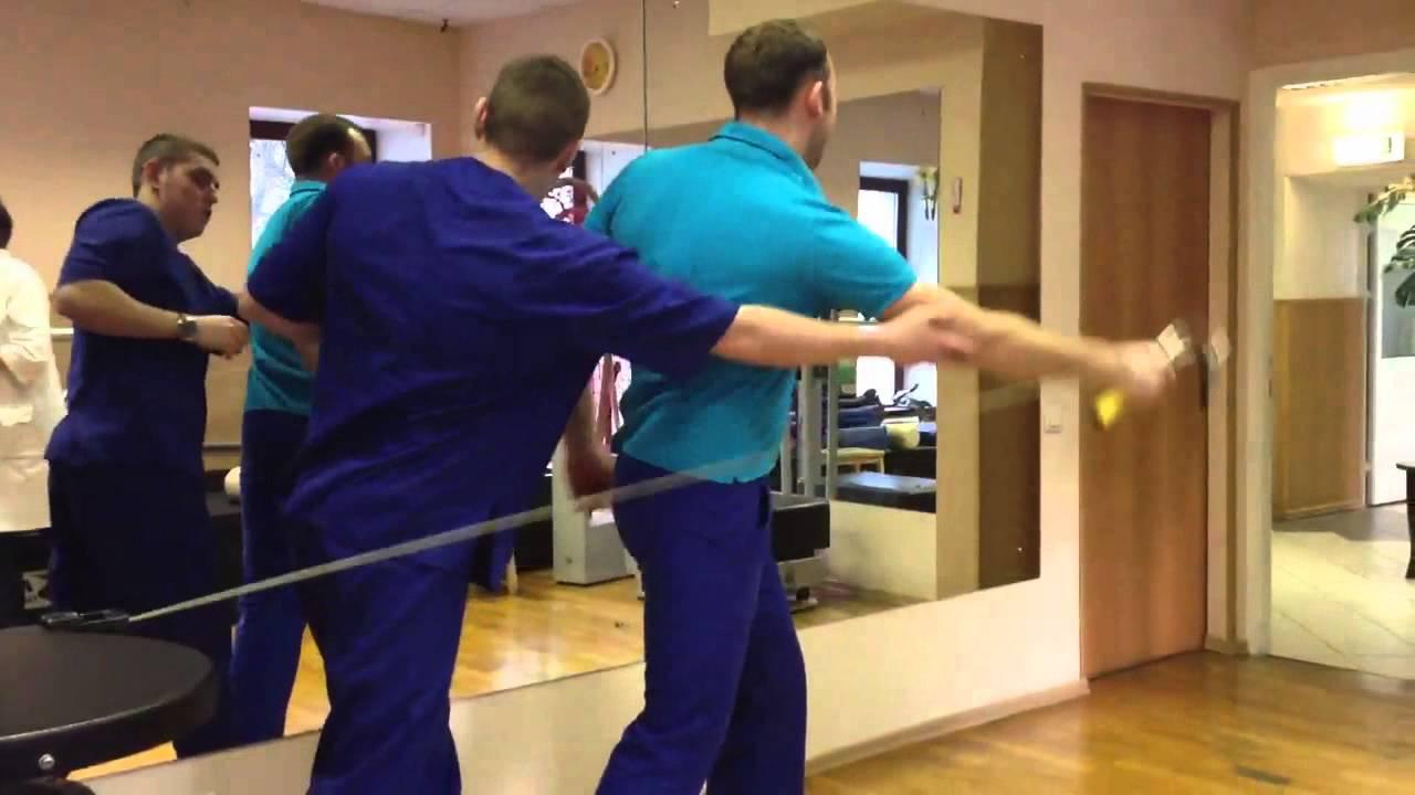 Разработка локтевого сустава методика ломает суставы как быть