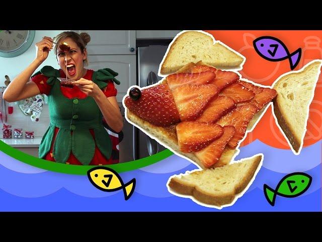 فوزي موزي وتوتي | DIY مع توتي | سمكة التوت