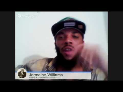 A conversation with guest Jermaine J. Williams