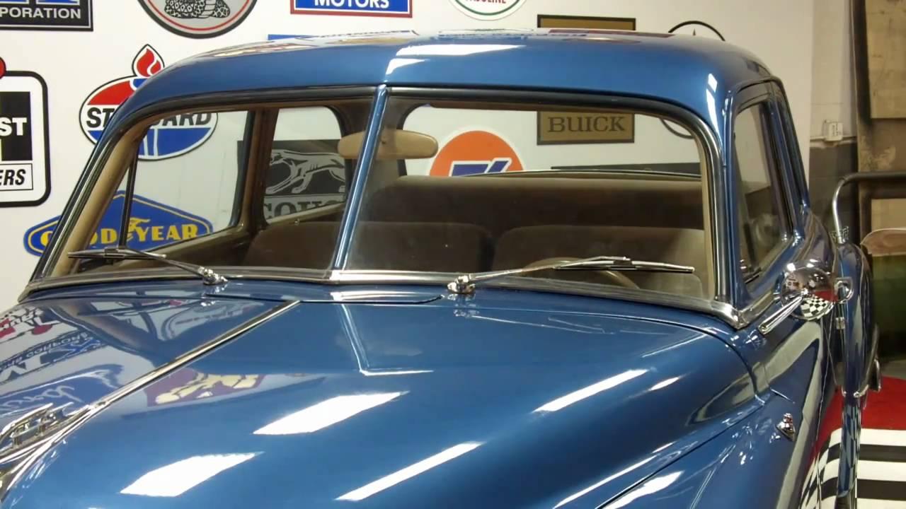 1952 Plymouth 2 Door Sedan Street Rod Classic Muscle Car for Sale in MI Vanguard Motor Sales