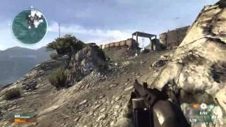 Medal of Honor 2010 - Shotgun Gameplay /榮譽勳章2010 - 散彈槍菜B示範影片