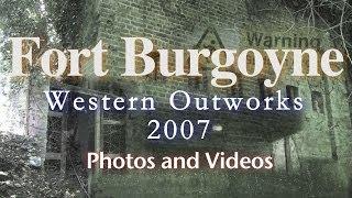 Fort Burgoyne Western Outworks