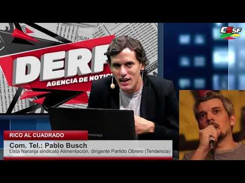 Busch: Podemos terminar en una rebelión como en Chile