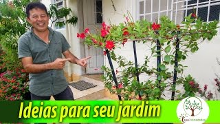 Jardim Criativo – Aproveitando Qualquer Espaço para Plantar em Casa