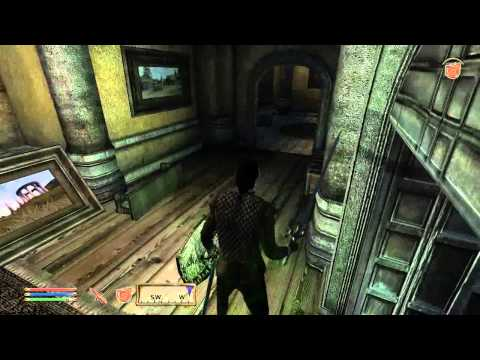 Oblivion Player Hunter Fame and Infamy MOD is Great