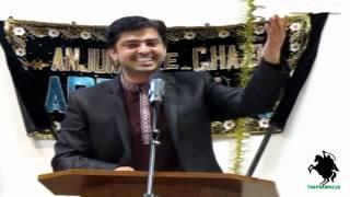 Ishtiaq Hussain Diek (APIZ) - Jashan-e-Imam Ali (a.s.) - Leicester (UK) AGA - 3rd June 2012