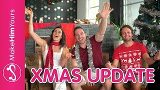 Merry Christmas 2018 From Make Him Yours! (Christmas Special #3)