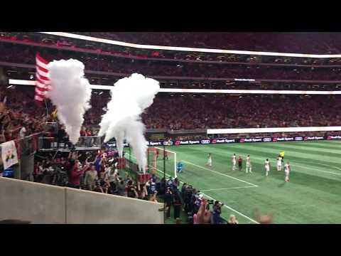 Miguel Almiron to Hector Villalba Goal - Atlanta United FC - March 11, 2018