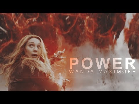 Wanda Maximoff    Power