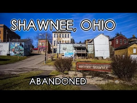 COAL MINE CATASTROPHE - The Odd Case Of Shawnee, OH   Abandoned Ohio