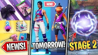 New Loot Lake ORB Stage, World Cup Skins, Free Birthday Challenges, New Bundle! - Fortnite News