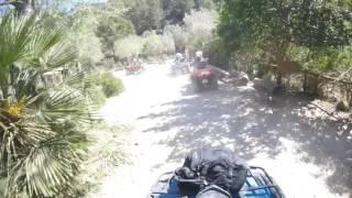 Quad Tour Mallorca 12.04.2017 Teil 10