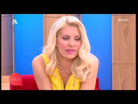Entertv:Η Ελένη Μενεγάκη ζυγίστηκε on air! Δείτε τι έδειξε η ζυγαριά