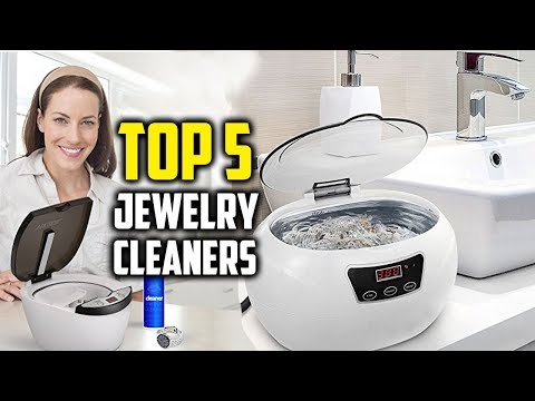 Top 5 Best Ultrasonic Jewelry Cleaners in 2018 Reviews