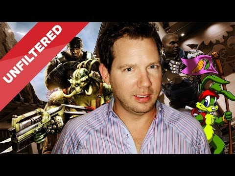 Gears of War and Lawbreakers Creator Cliff Bleszinski - IGN Unfiltered 07