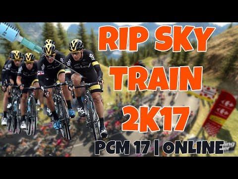 WTF TEAM SKY?! - w/Benji Naesen, Emre // PRO CYCLING MANAGER 2017