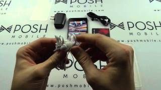 Posh Mobile Unboxing - Ultra 5.0 LTE L500