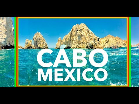Cabo San Lucas Travel Tour Guide 4k UHD HDR