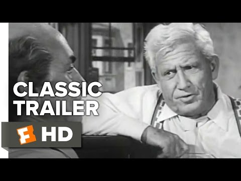 Inherit the Wind (1960) Official Trailer - Spencer Tracy, Gene Kelly Movie HD