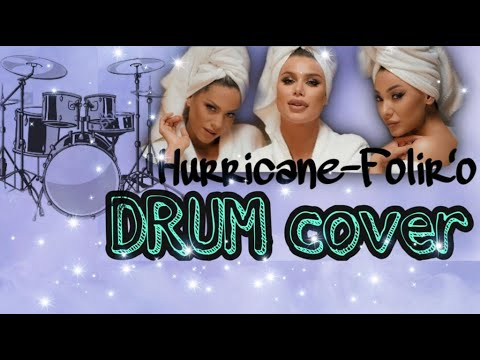 Hurricane – Folir'o (DRUM COVER)