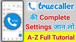 Truecaller App Tutorial | Truecaller App Review - Truecaller settings | Truecaller full Tutorial screenshot 2