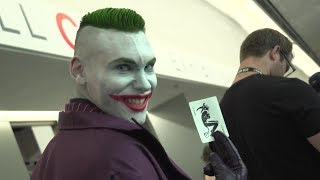 How Do You Save the DCEU? By DC Cosplayers - IGN Access