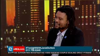 Tonight with Jane Dutton | South Africa's shame | 10 December 2018