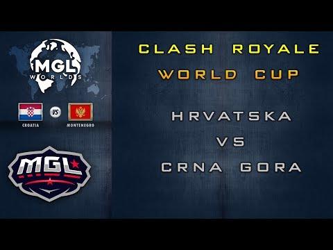 MGL Worlds - Hrvatska vs Crna Gora (Croatia vs Montenegro)