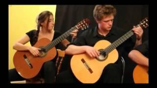 El Gato Montes - Suzuki Guitar Ensemble from Ottawa, Canada