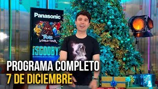 Cinescape 7 de diciembre 2019 (programa completo)