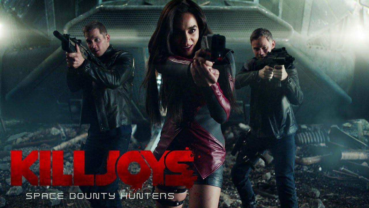 Killjoys Trailer Deutsch